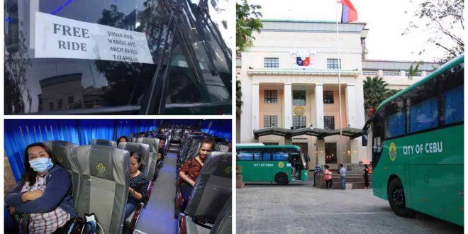 1Free Bus Rides Cebu City
