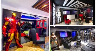 1Marvel ironman themed Airbnb Cebu