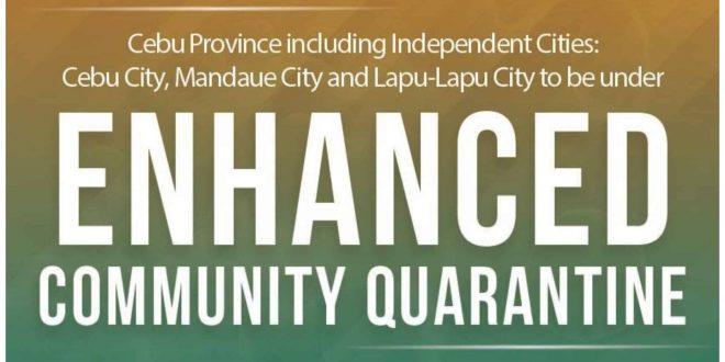 1cebu under enhanced community quarantine