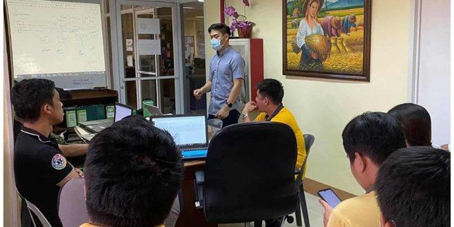 1wetrace tracing app cebuano developer