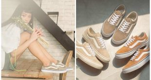 2 vans milk tea sneakers cebu