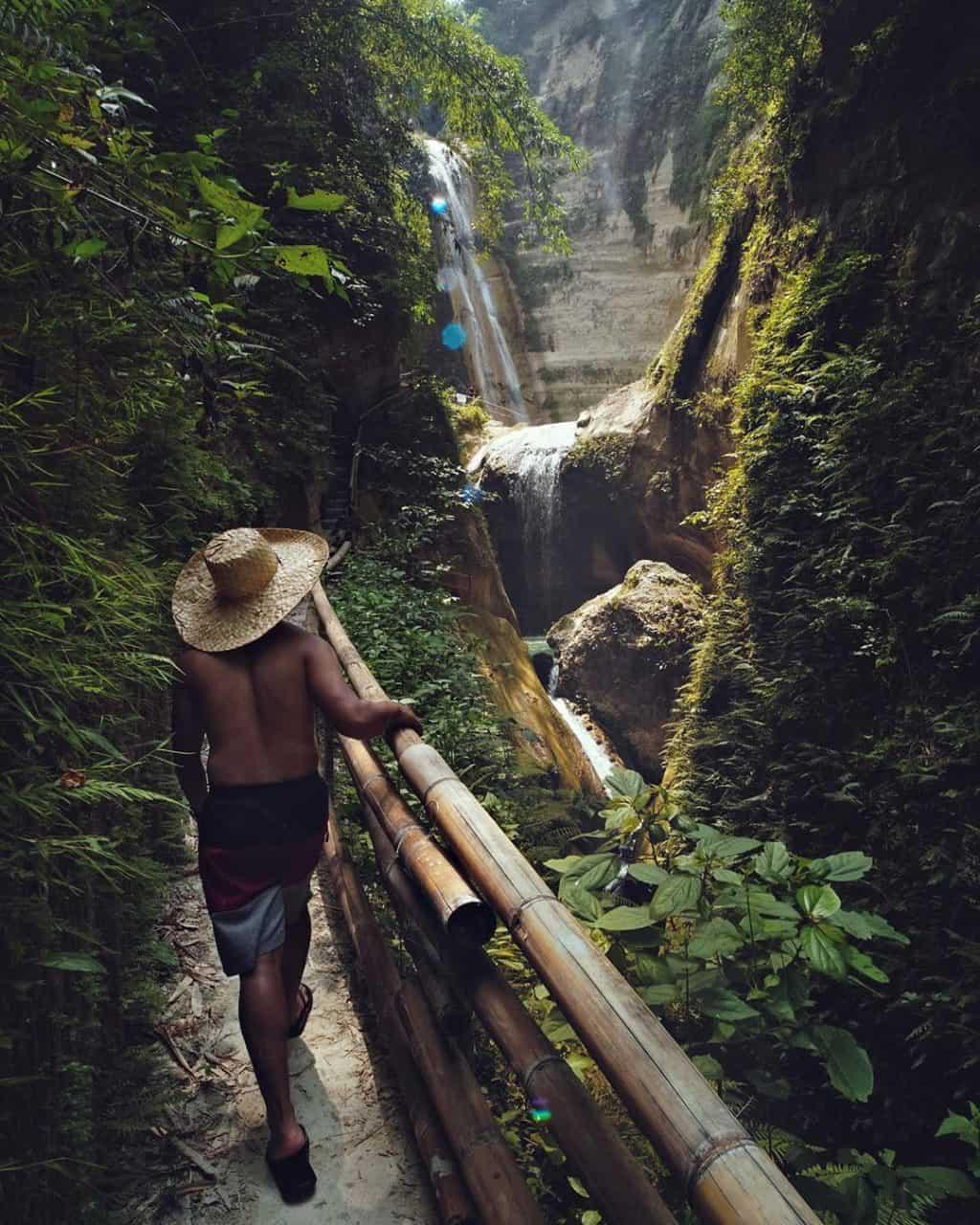 Dao Falls Samboan Cebu (2)