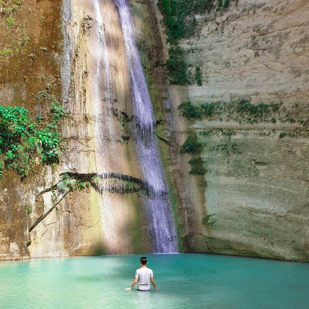 Dao Falls Samboan Southern Cebu (1)