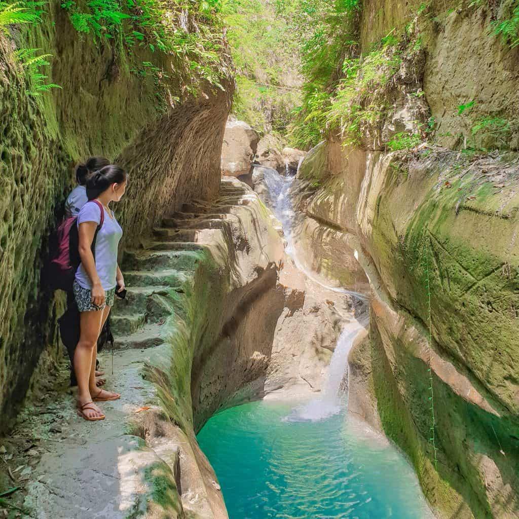 Dao Falls Samboan Southern Cebu (2)