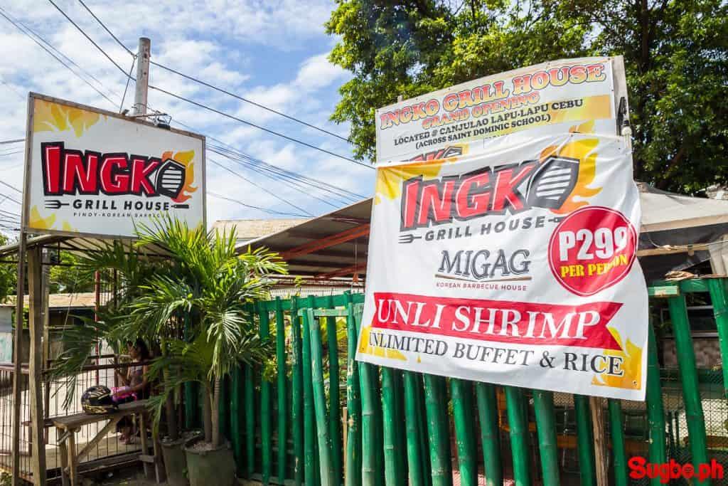 Ingko Grill House Buffet Mactan Cebu (1)