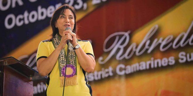 OVP Leni Robredo Fundraising COVID