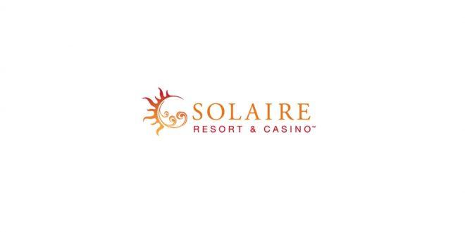solaire resort and casino donation covid19