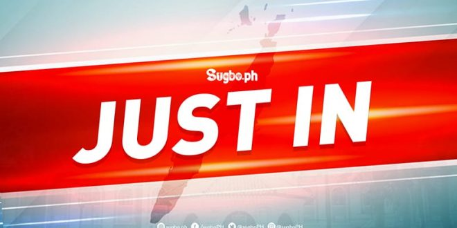 sugbo breaking news banner