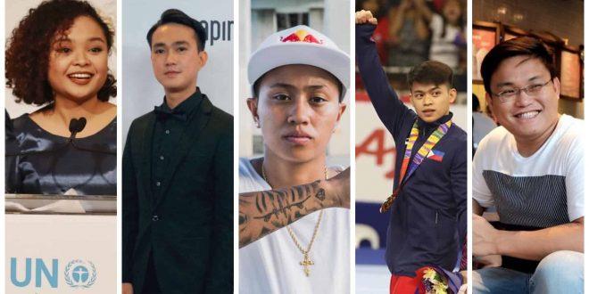 1Forbes Asia 30 Under 30 Filipinos