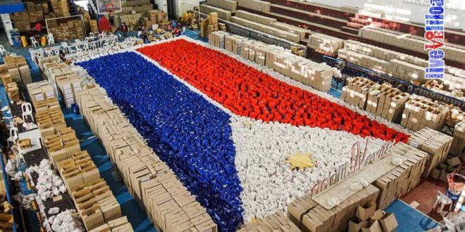 1Liloan Cebu Philippine Flag Covid-19