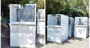 1Mandaue City Swab Booths COVID-19 Cebu