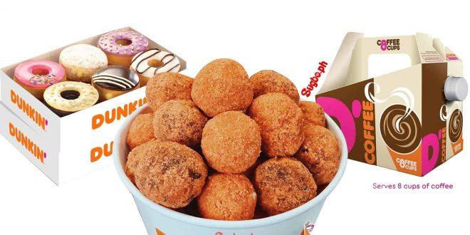 1dunkin donuts delivery cebu