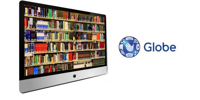 1globe ebooks library cebu