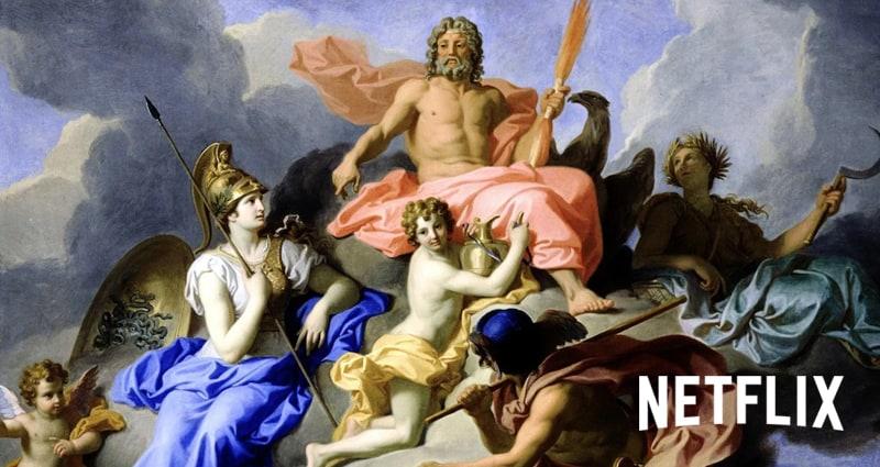 Netflix to release original series about modern Greek mythology | Sugbo.ph