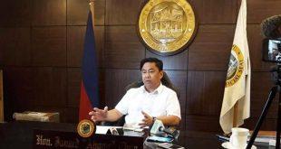Lapu-Lapu City Mayor Ahong Chan