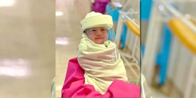 Smiling baby in Cebu Doc