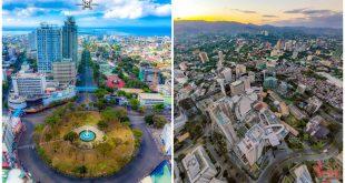 the island nomad 360 aerial view cebu