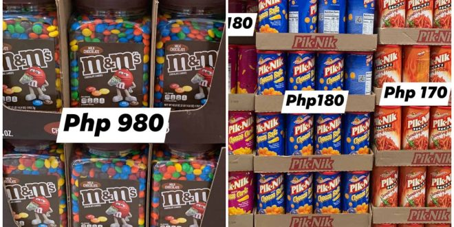 1 Chocolates and snacks for delivery Cebu