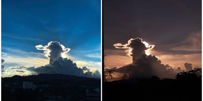 1 Jesus Cloud formation Cebu