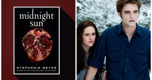 1-Stephenie Mayer New Twilight Midnight Sun