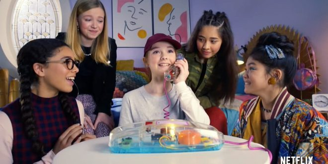 Babysitters Club Series Netflix-2