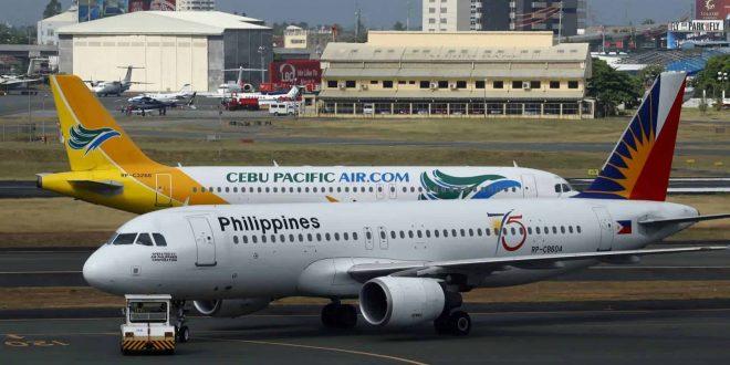 Cebu Airport Planes (2)