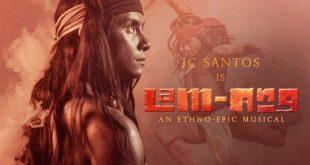 Lam-ang Ethno-Epic Musical JC Santos