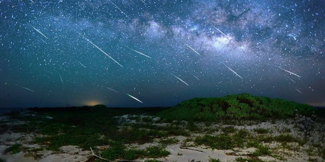Meteor Shower Cebu NASA Jeff Berkes