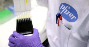 Pfizer COVID-19 coronavirus vaccine