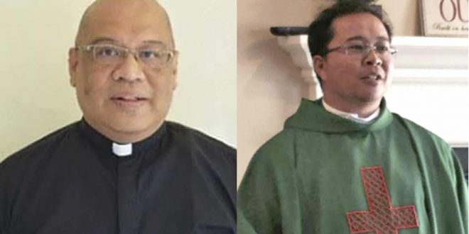 Two Catholic priests among new lawyers