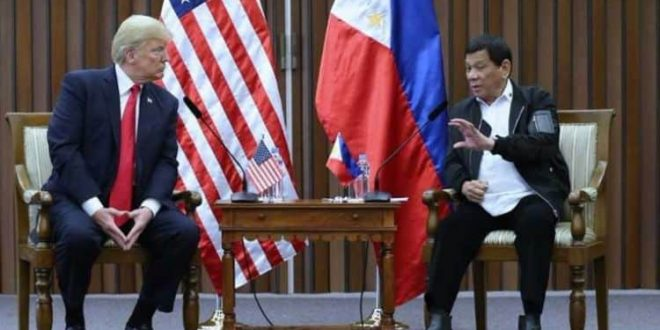 US and Philippines