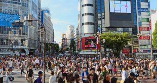japan tourists