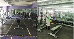1 Anytime Fitness Cebu New Normal