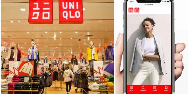 1 uniqlo online store
