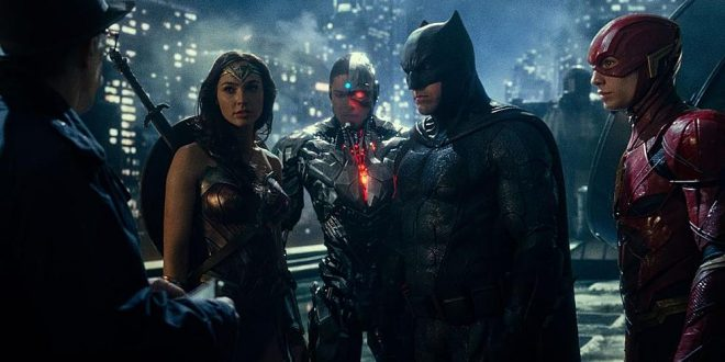 Justice League The Snyder Cut (1)