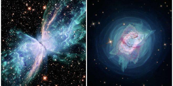 NASA Butterfly Nebula Jewel Bug