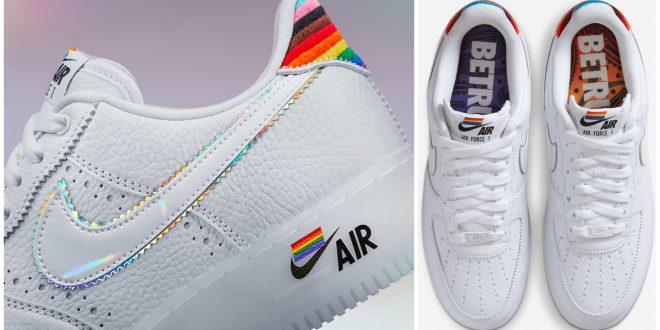 Nike-Air-Force-1-Pride-2020 Philippines
