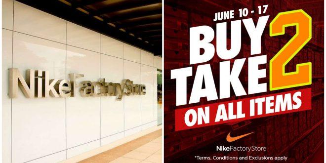 Nike Factory Store Mactan Buy 2 Take 2 Cebu