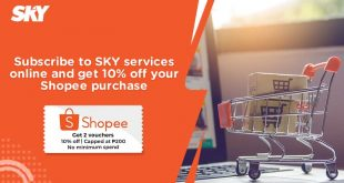 ShopeexSKY - Mobile