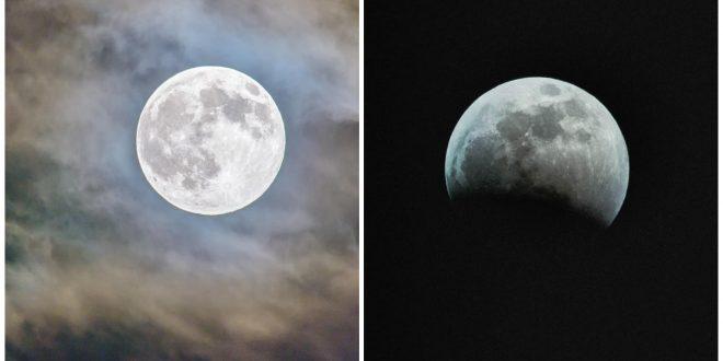 Strawberry Moon Lunar Eclipse Cebu