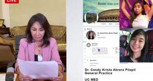cebu gov gwen garcia calls out doctors