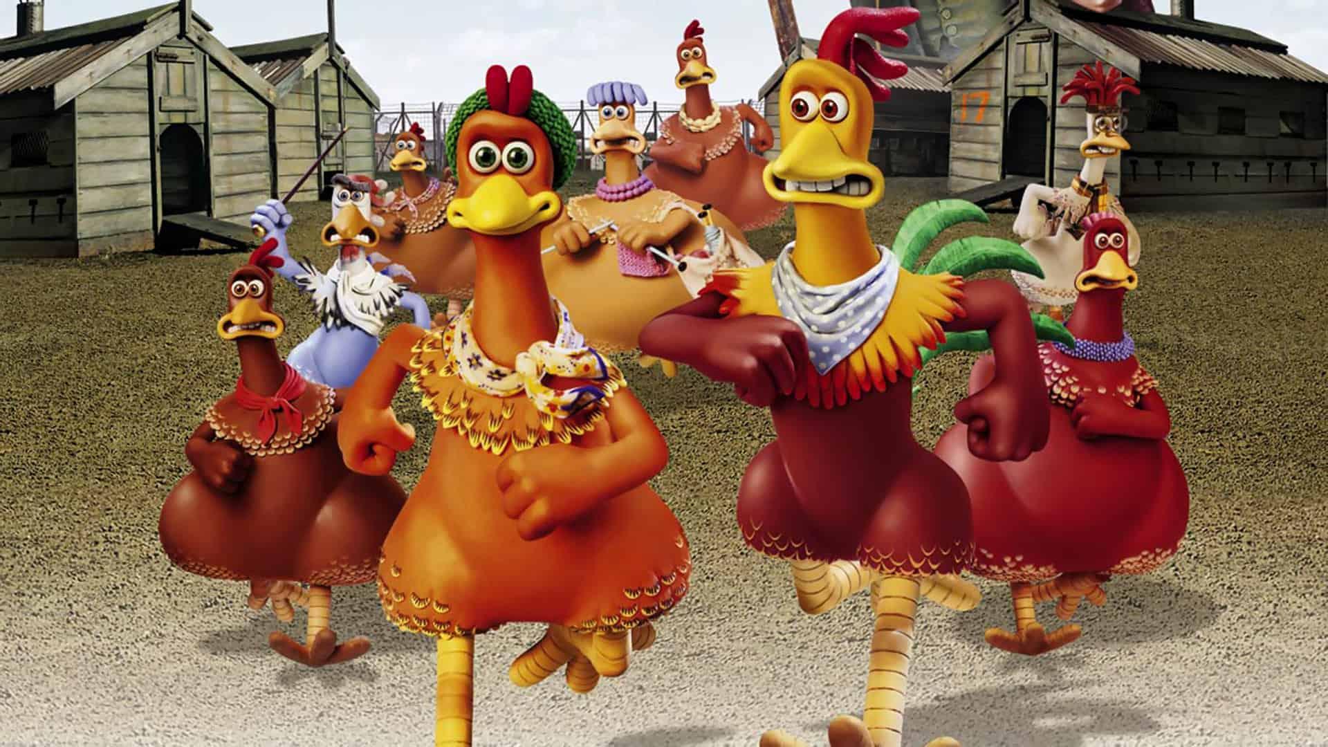 chicken run 2 sequel netflix