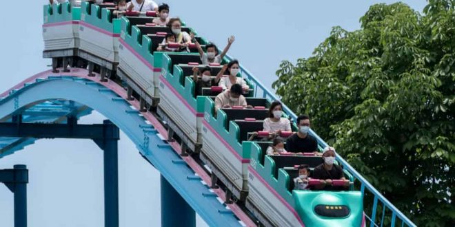 universal studios japan reopen screaming