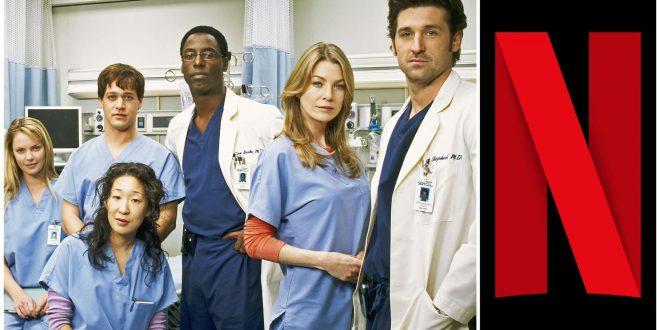 1 Netflix Greys Anatomy All Seasons