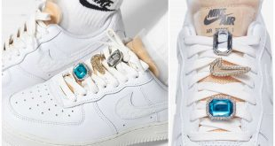 1 Nike AF 1 Lox LX 'Bling'