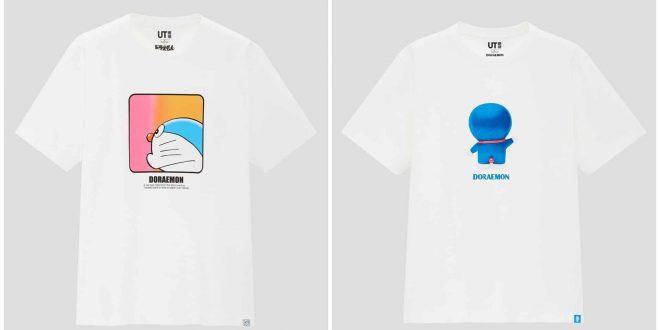 1 Uniqlo Doraemon Collection