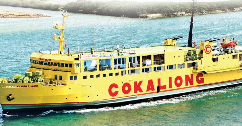 Cokaliong Shipping Cebu City