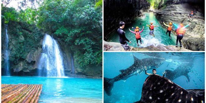 cebu province attractions