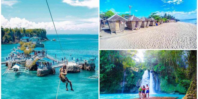 cebu province tourism resume