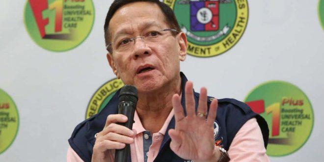 department of health secretary duque